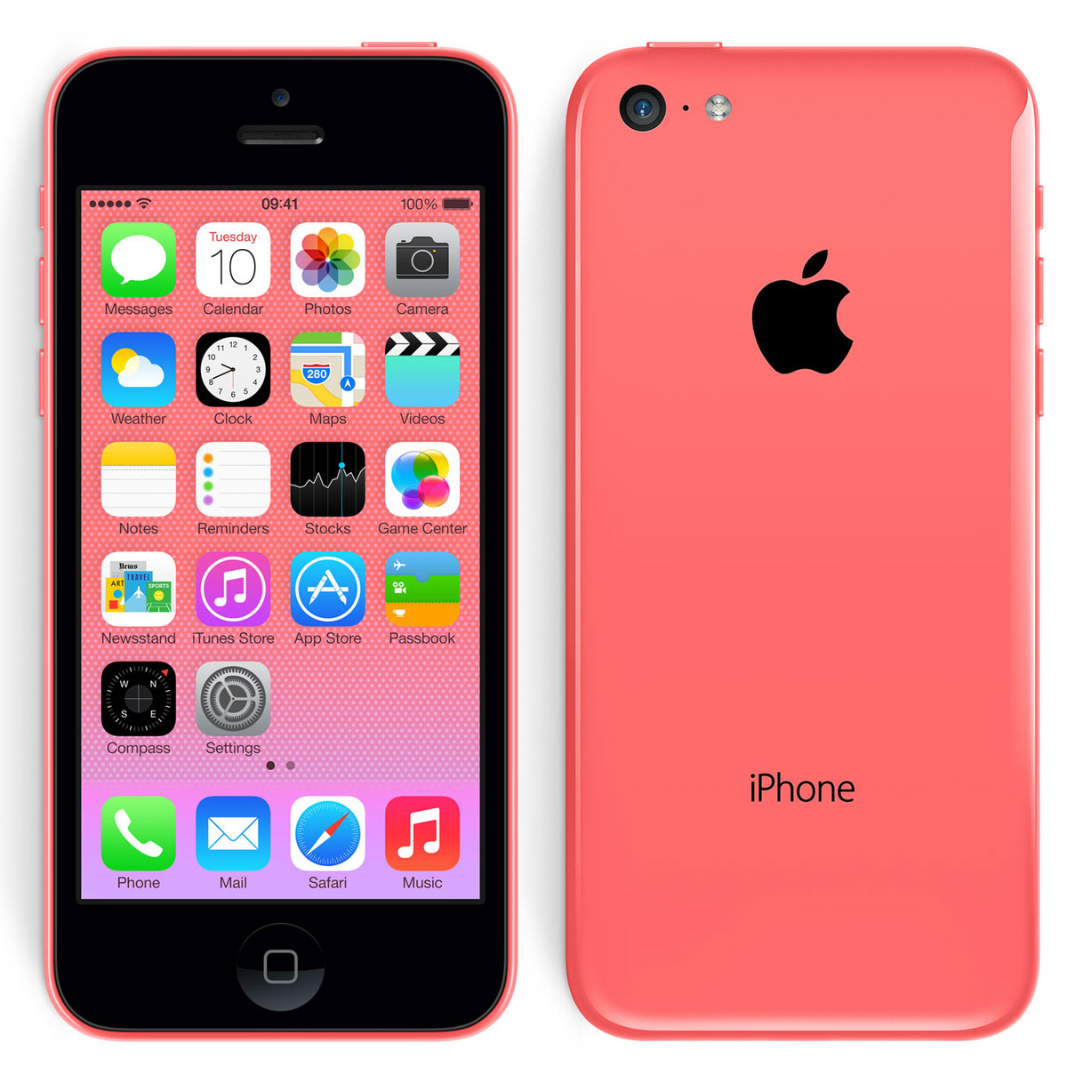 apple iphone 5c 16gb factory unlocked 4g lte smartphone ebay. Black Bedroom Furniture Sets. Home Design Ideas