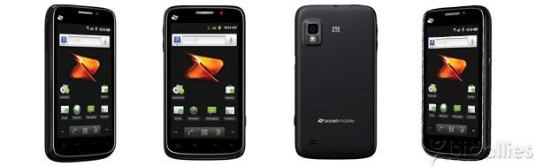 HTC One zte warp bluetooth base suis contre